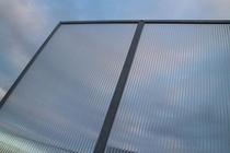 Pext | Polycarbonaat Panelen | 2UV | Opaal | 1022 x 1052 mm