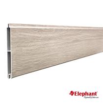Elephant | Modular Mix&Match lamel aluminium | Oak white wash skin
