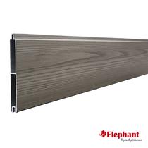 Elephant   Modular Mix&Match lamel aluminium   Oak smoked skin