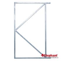 Elephant | Stalen frame | 100 x 180 cm
