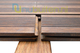 Moso Bamboo Xtreme | Vlonderplank 20 x 137 | Glad/Groef | 185 cm