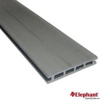 Elephant   Hol Composiet Rock Grey   Vlonderplank 21 x 140   225cm
