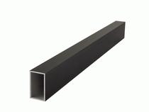 Felix Clercx | Aluminium Onderregel | Zwart | 30 x 50 mm