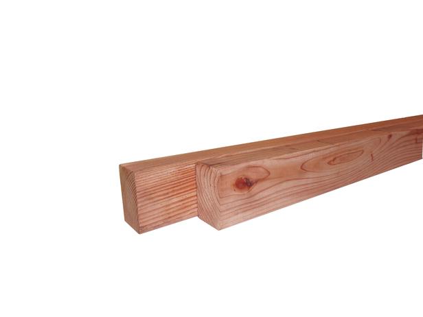 Douglas regel  | 45 x 45 mm | Sc. 300 cm