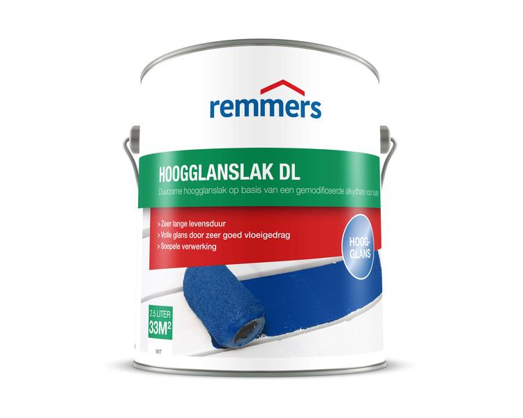 Remmers | Hoogglanslak DL Wit | 2,5 L