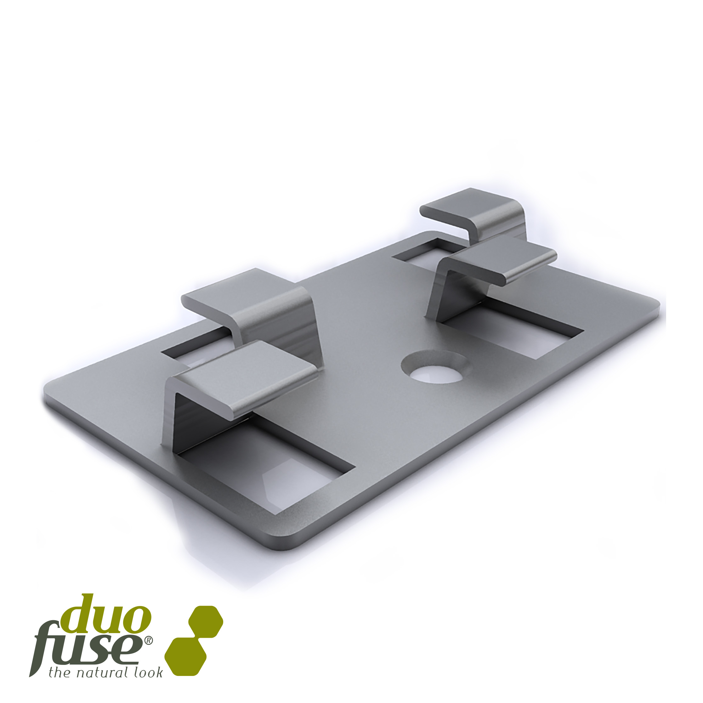 Duofuse | verbindingsclips incl schroeven | 10 stuks
