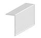 Duofuse | Aluminium L-profiel | 400cm  | Graphite Black