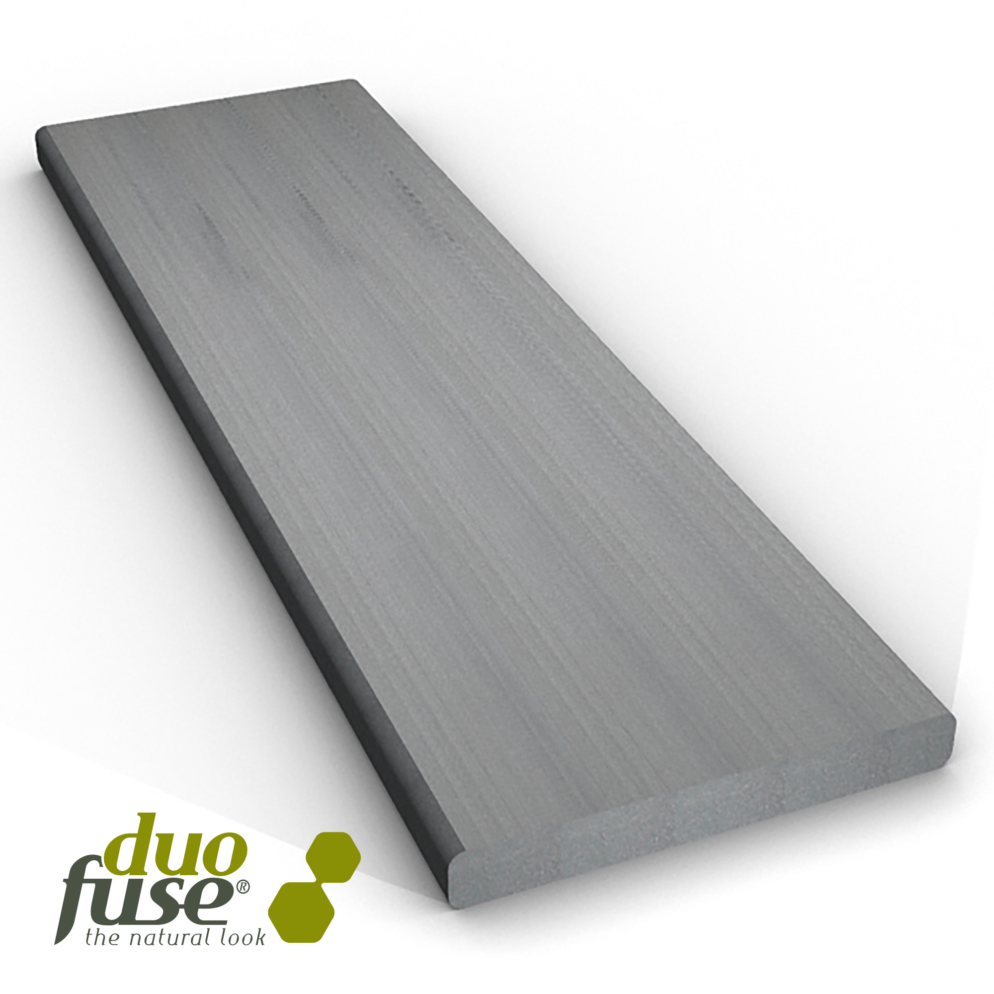 Duofuse | Plint | 400cm | Tropical Brown