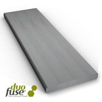 Duofuse | Plint | 400cm | Graphite Black