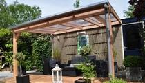 Westwood | Veranda Douglas | LT0 | Helder | 306x250 | Muuraanbouw