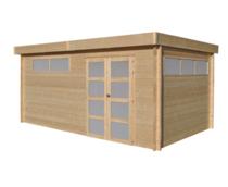 Gardenas | Blokhut Modern | 415x295 cm