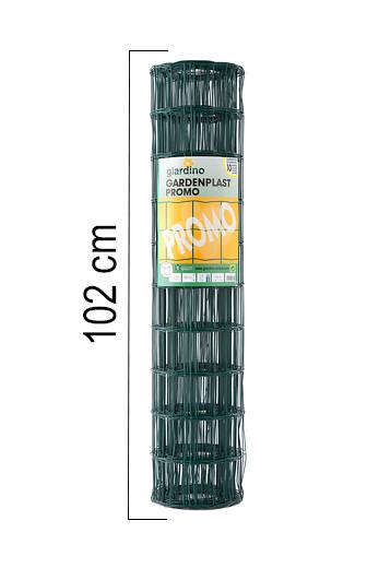Giardino | Gardenplast Promo | 102 x 2000 cm | RAL6005 Groen
