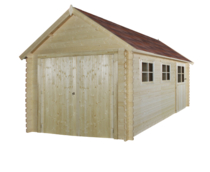 Gardenas | Garage Coventry 320x505 cm