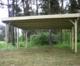 Gardenas | Carport dubbel | 600x500 cm