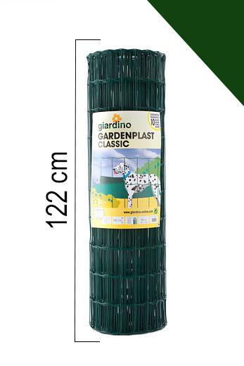 Giardino | Gardenplast Classic | 122cm x 5m | RAL6005 Groen