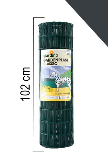 Giardino   Gardenplast Classic   102cm x 10m   RAL7016 Antraciet