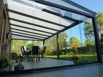 Westwood | Glazen schuifwand | 200x64 cm