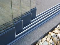 Westwood | Rail lengte 300 cm | 3-sporig