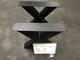 Westwood   Tafelpoten staal X koker