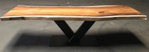 Westwood | Tafelpoten staal O strip