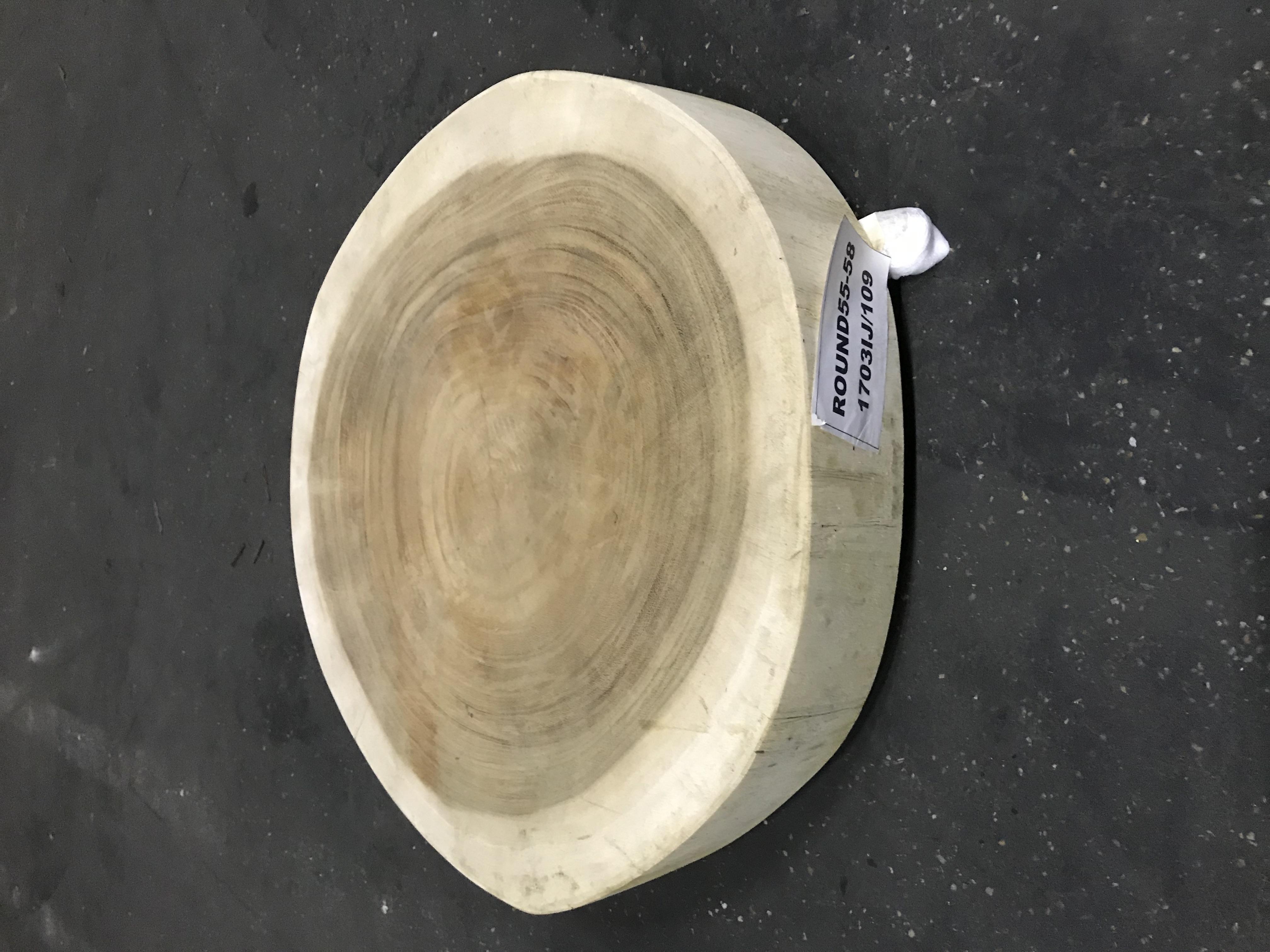 Wilt u een echte blikvanger? kies dan voor deze prachtige hardhouten ronde tafel van westwood. verkrijgbaar ...
