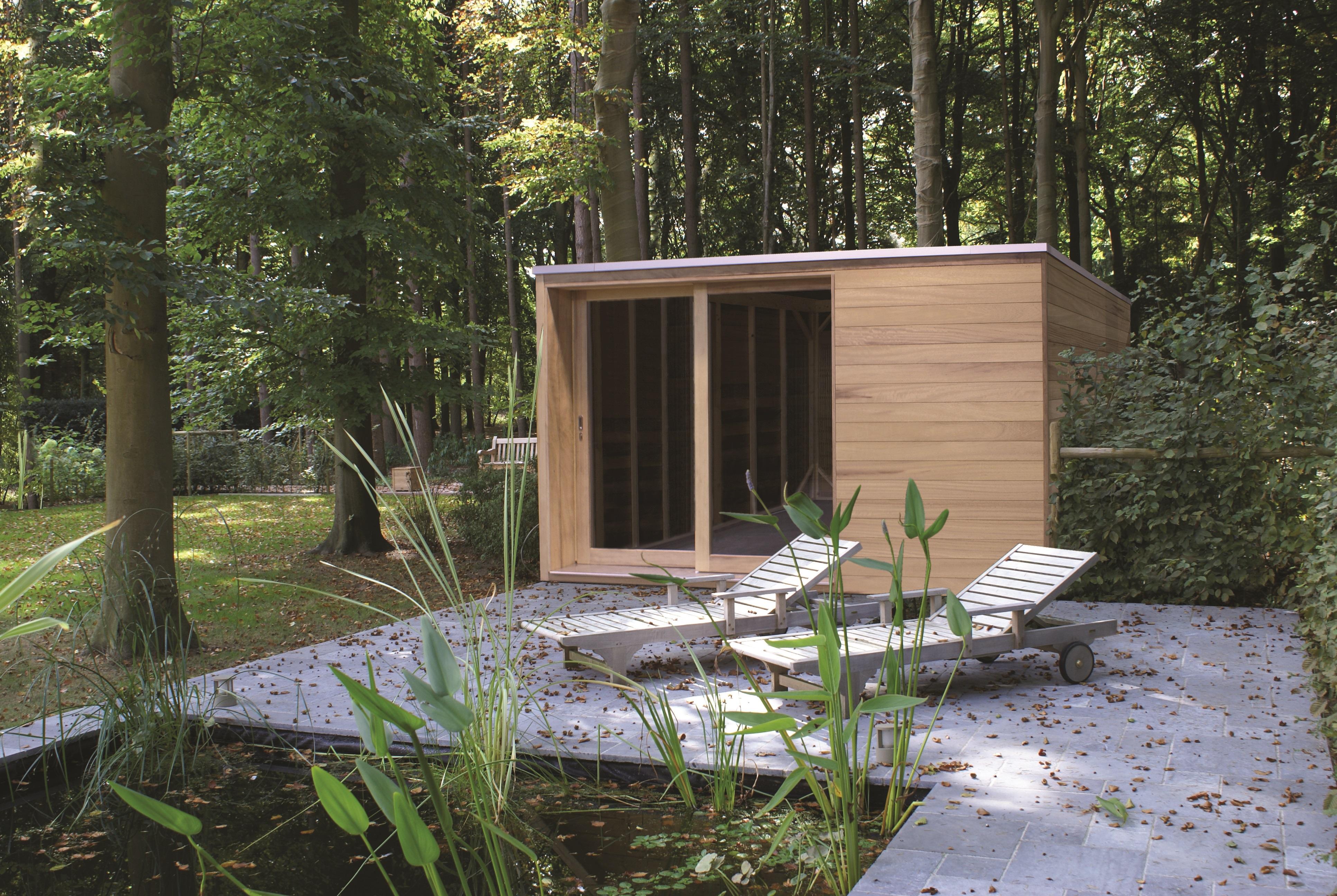 Gardival | Tuinhuis Box XL | 400 x 250