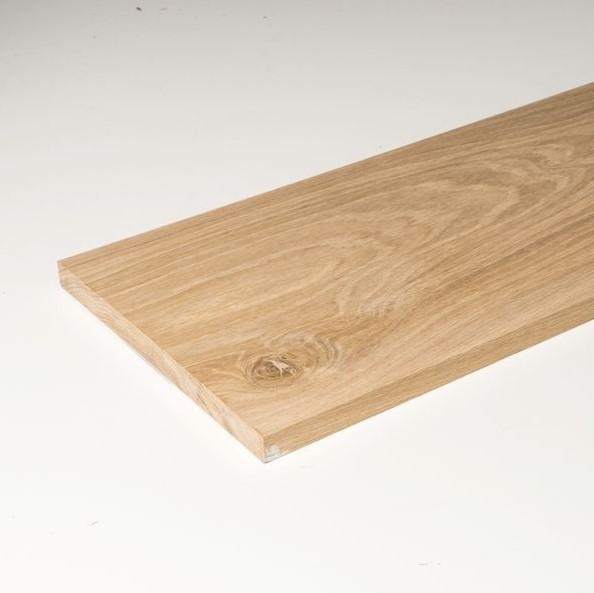 Eiken plank | 18x150 | 500cm