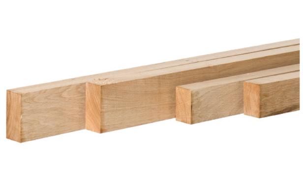 Eiken balk | 50x150 | 300cm