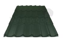 Arcelor Mittal | Dakpanplaat mat | Luna | Groen | 450 mm