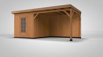 Westwood | D3 Buitenverblijf Comfort | 600 cm | C6S