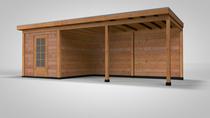 Westwood | Buitenverblijf Comfort | 750 cm | C6B