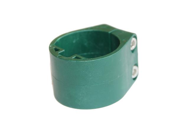 Giardino   Midden-eindklem t.b.v. profielpaal   RAL6005 Groen