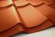 Tata Steel   Dakpanplaat Kingstile HPS200 Ultra   Terracotta   1650 mm
