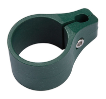 Giardino | Eindklem | Ronde paal | 48mm | Groen