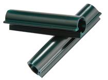 Giardino | Clips t.b.v. 47mm linten | RAL6005 Groen