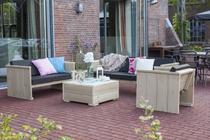 Estivo | Tuinset Lounge | Loungebank 3 zits