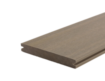 Composiet vlonderplank | Breed massief | 23 x 210 mm | Multigrey Light | 300 cm