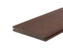 Composiet vlonderplank | Breed massief | 23 x 210 mm | Multibrown Wild | 300 cm