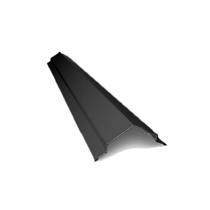 Arcelor Mittal   Driehoek nok   Mat   Zwart