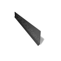 Arcelor Mittal | Muuraansluiting | Mat | Zwart