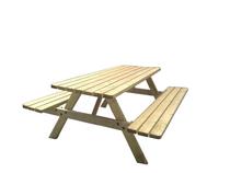 Westwood | Picknicktafel 180x80 cm