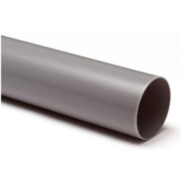 PVC buis grijs | Ø70 | 550 cm