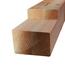 Douglas tussenpaal | 145 x 145 mm | Sc. 250 cm met keep