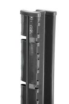 Giardino | Hacca paal | 103cm | RAL9005 Zwart