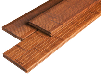 Bamboe Vlonderplank | Coffee Primus | Grof/fijn | 20 x 140 mm | 220 cm