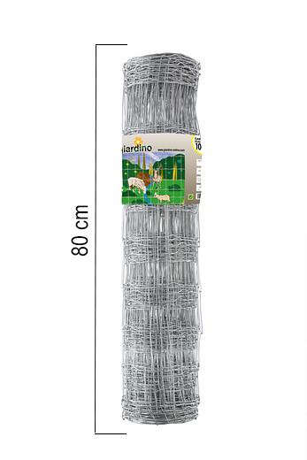 Giardino | Schapengaas | Licht verzinkt | 80cm