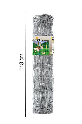 Giardino | Schapengaas | Licht verzinkt | 148cm