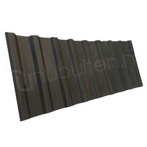 Arcelor Mittal | Damwandplaat mat | T18 gevel | Zwart | 450 mm