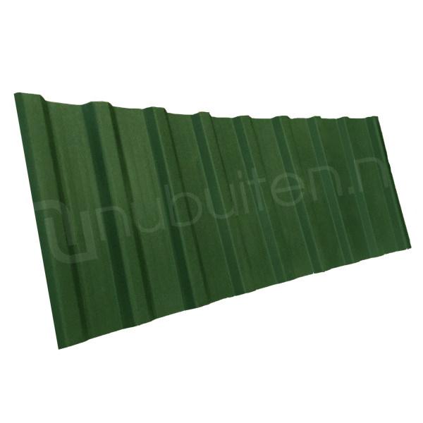 Arcelor Mittal | Damwandplaat mat | T18 dak | Groen | 2850 mm