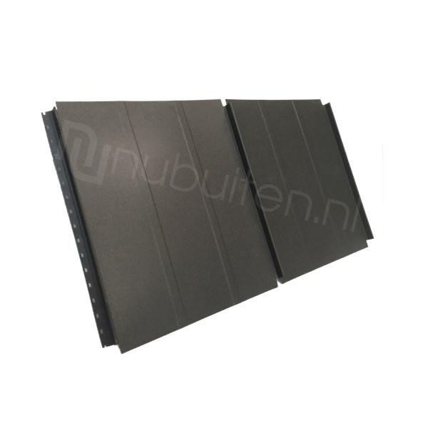 Arcelor Mittal | Damwandplaat mat | RS500 | Zwart | 3300 mm